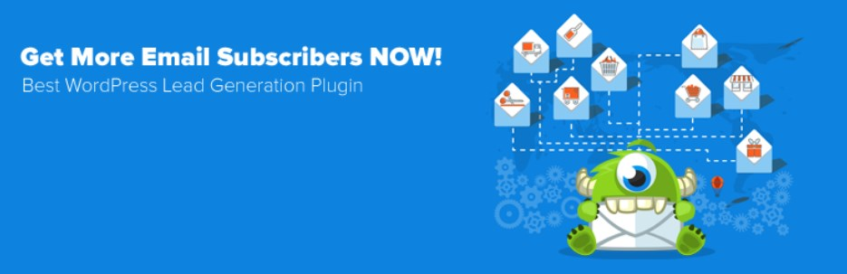 OptinMonster Subscription WordPress Plugin