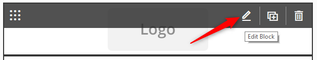 Adding Logo in MailChimp Email Campaign